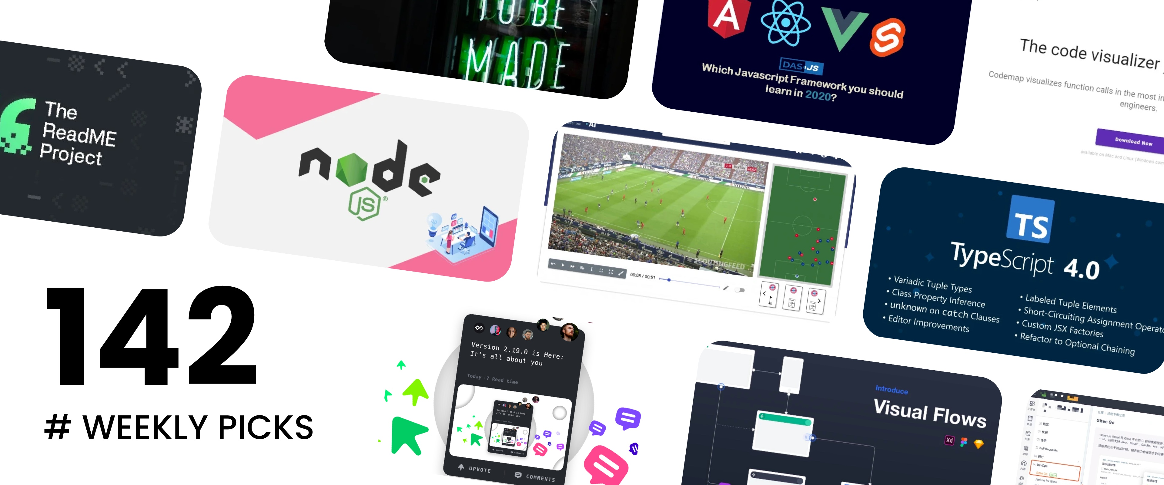 🔥 What's Hot in Web Development? — Weekly Picks #142
