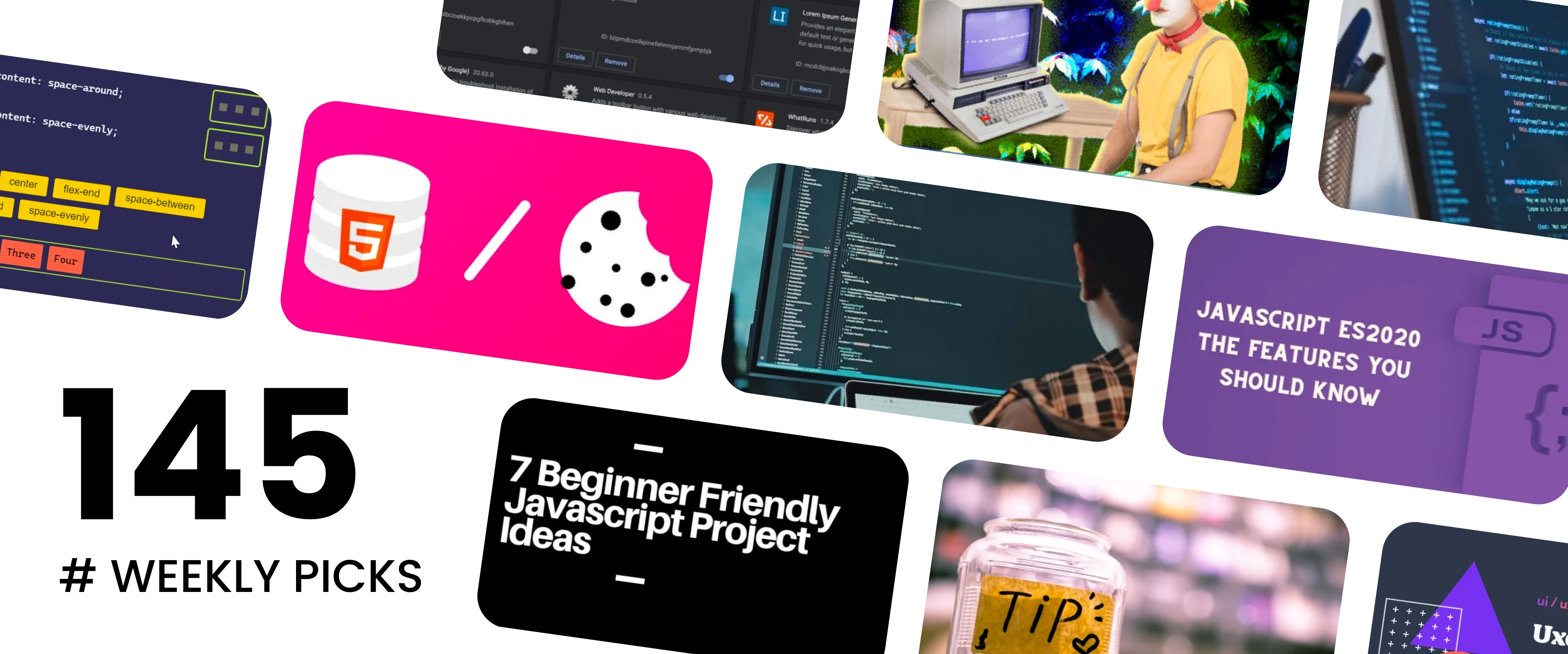 🔥 What's Hot in Web Development? — Weekly Picks #145