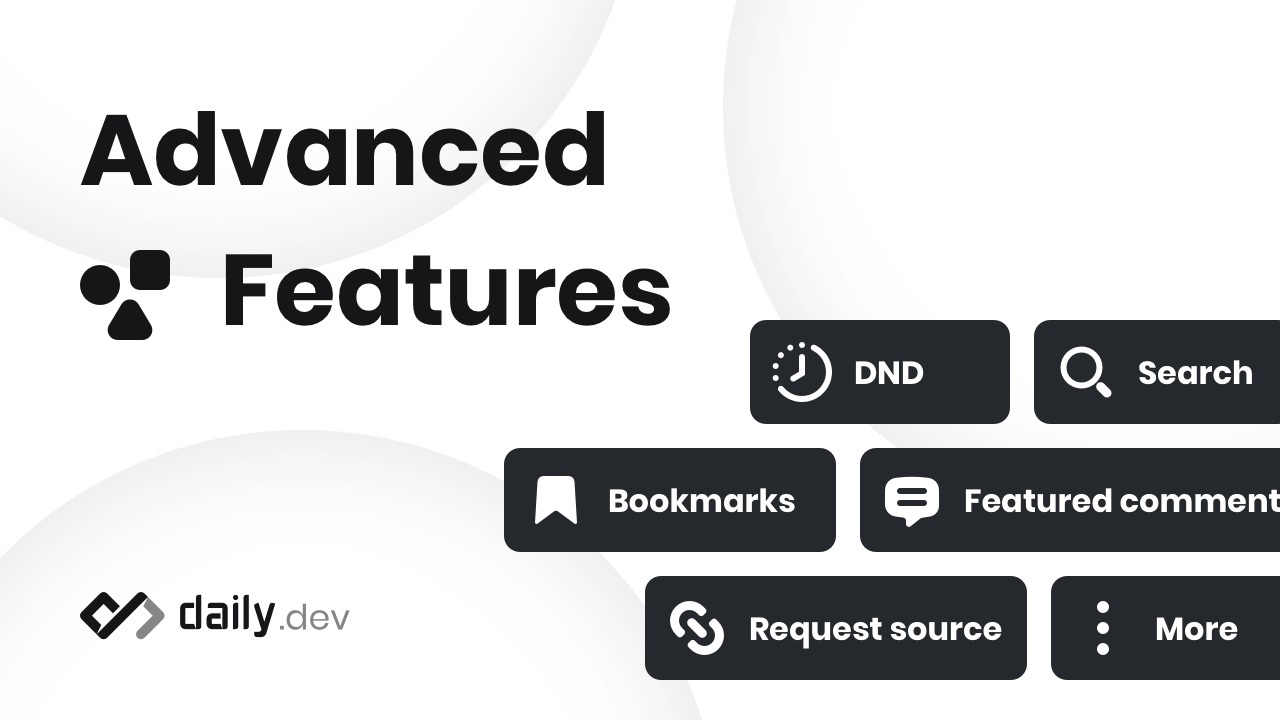 5 advanced features on daily.dev [Video Tutorial]
