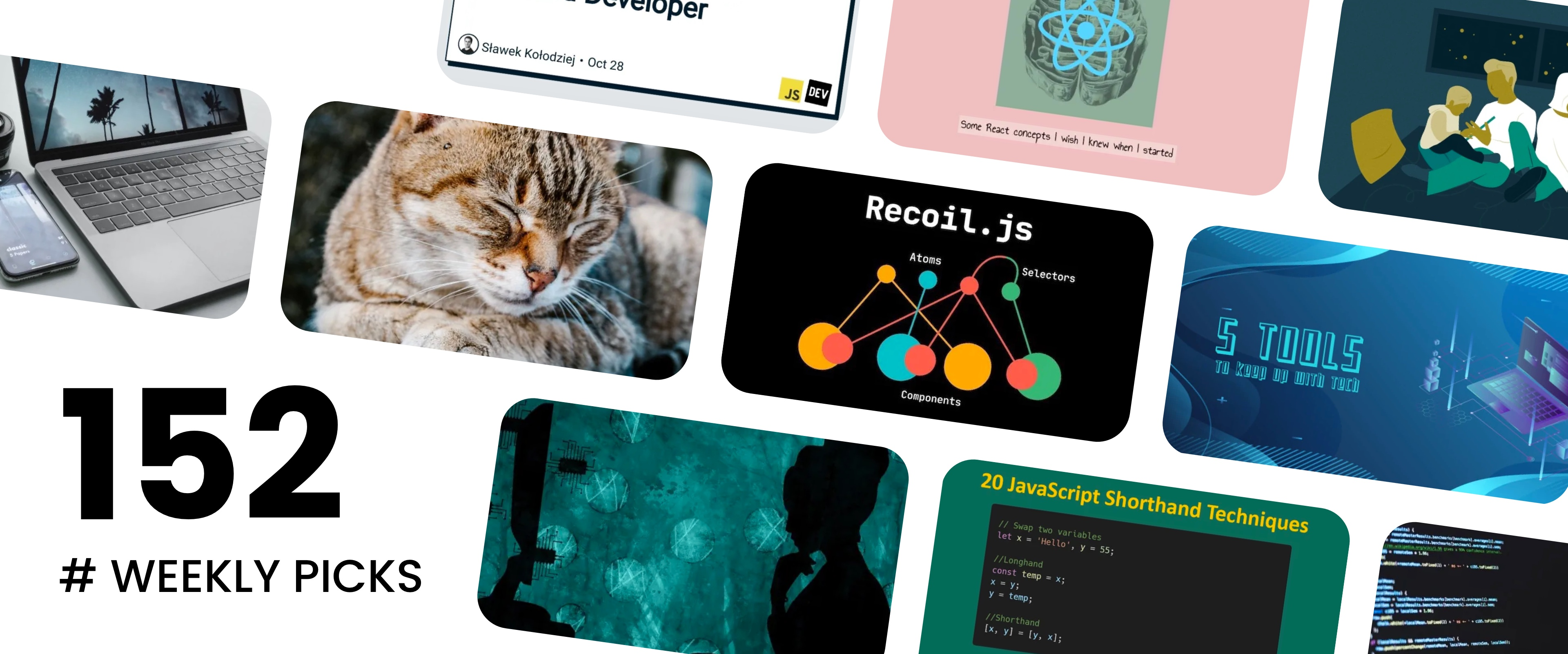 🔥 What's Hot in Web Development? — Weekly Picks #152
