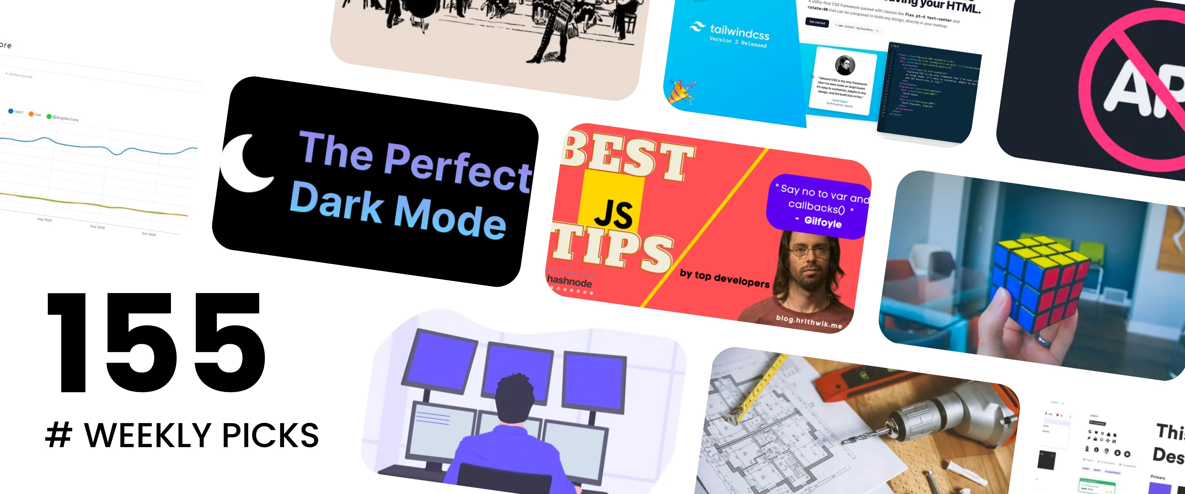 🔥 What's Hot in Web Development? — Weekly Picks #155