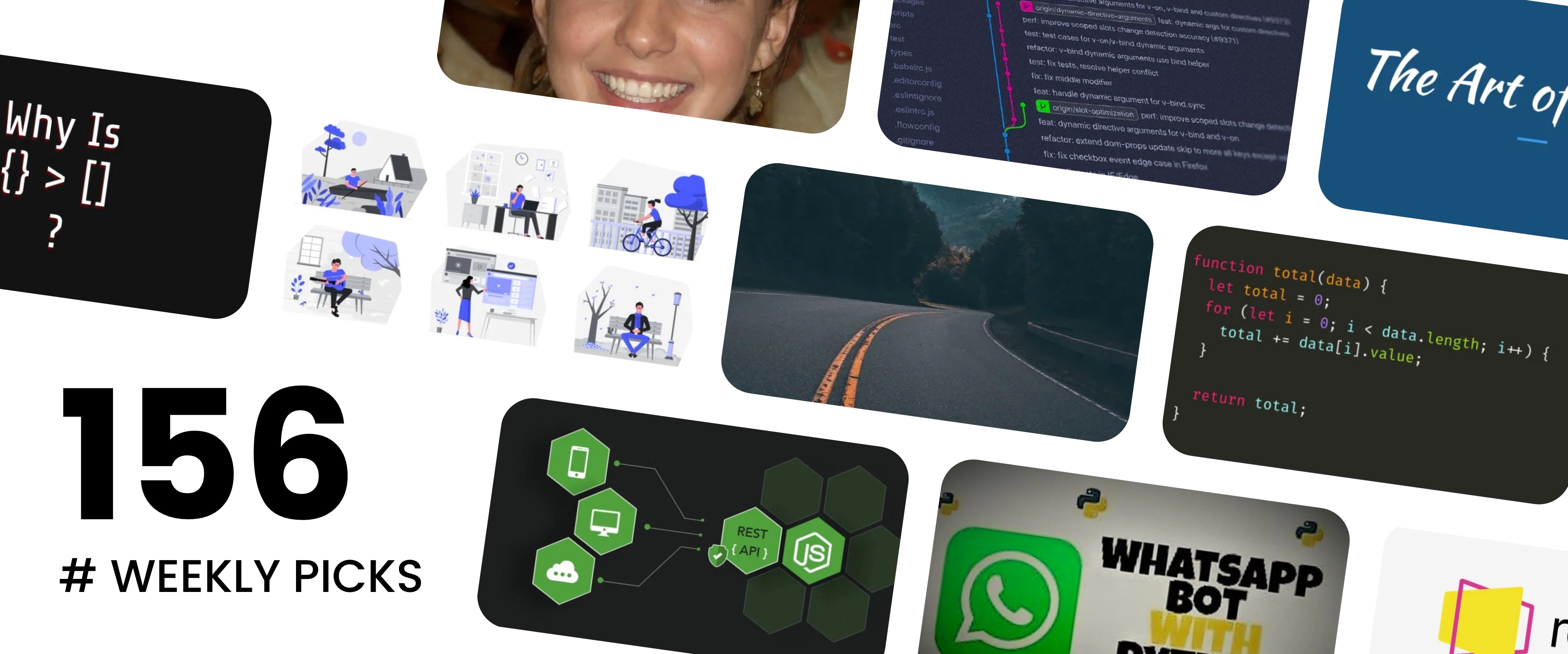 🔥 What's Hot in Web Development? — Weekly Picks #156