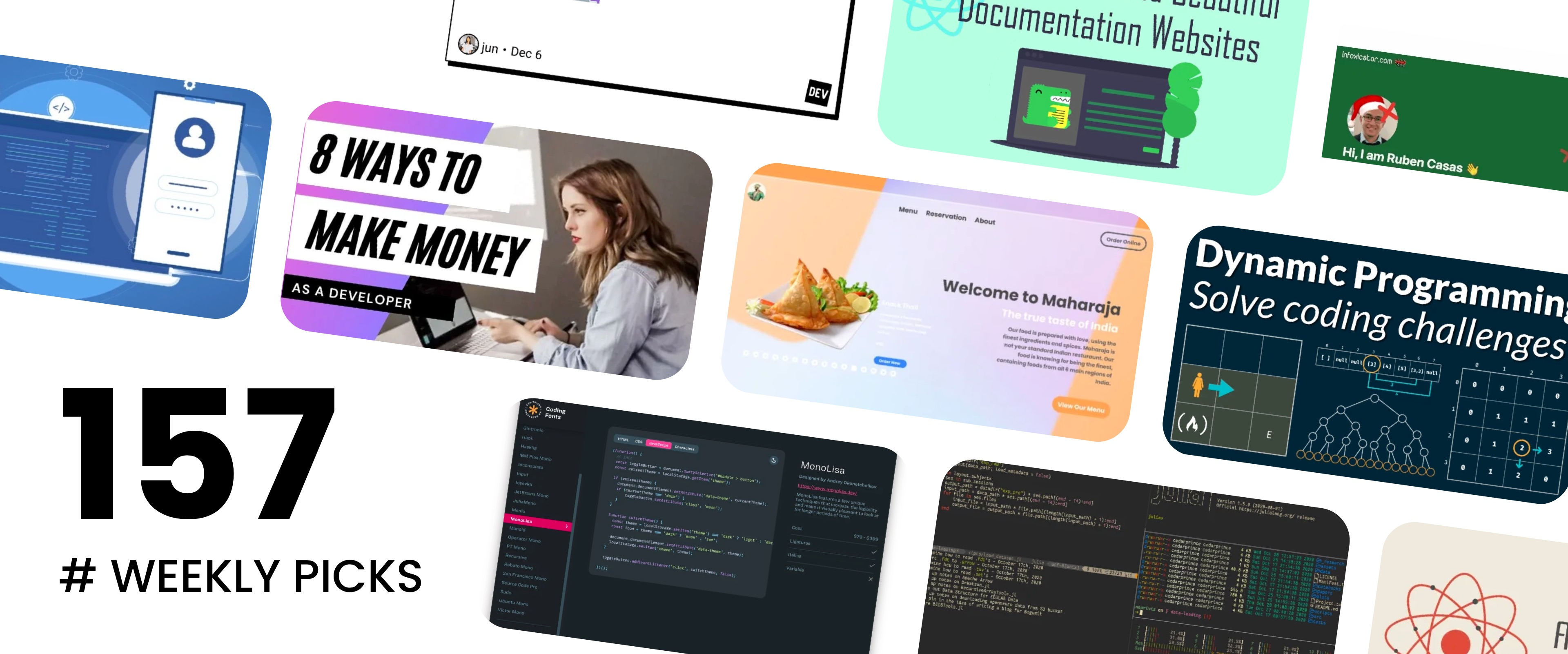 🔥 What's Hot in Web Development? — Weekly Picks #157