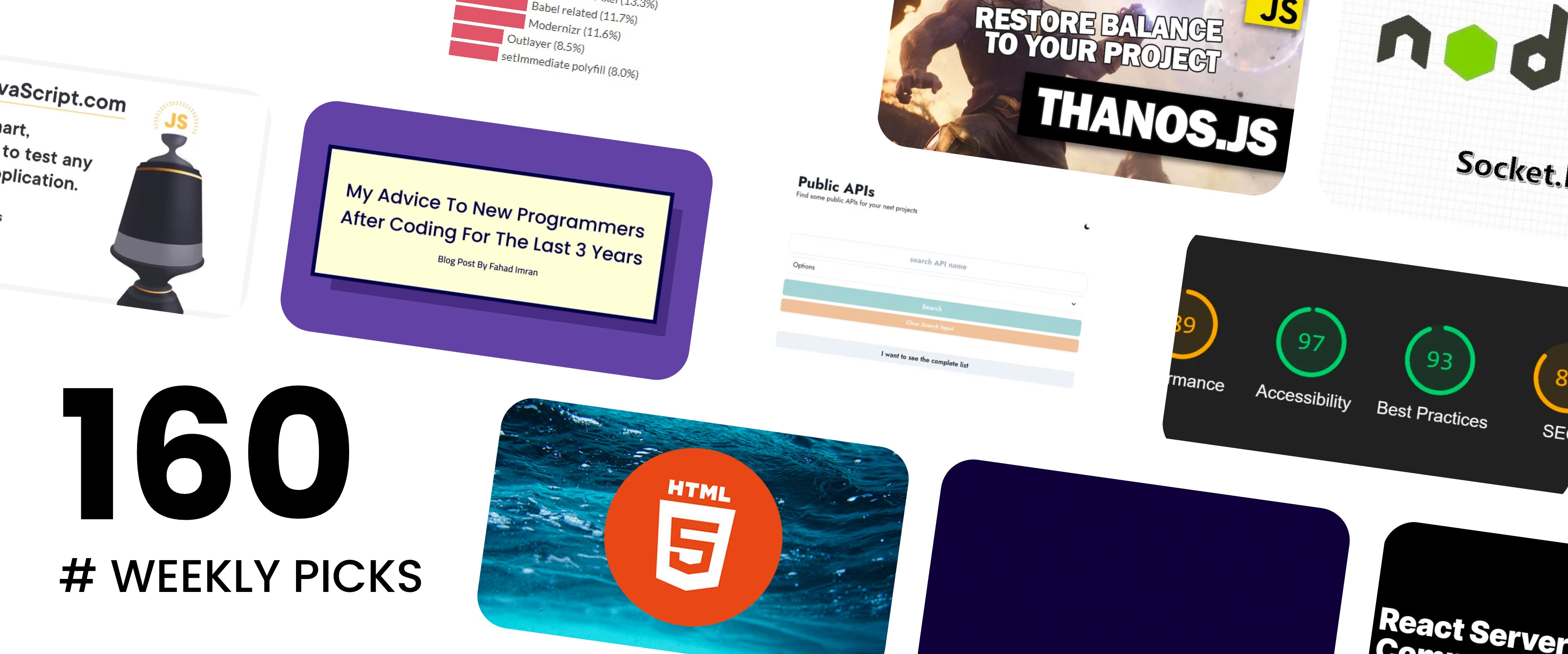 🔥 What's Hot in Web Development? — Weekly Picks #160