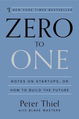Zero to One - book cover