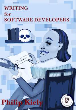 Writing For Software Developers - book cover