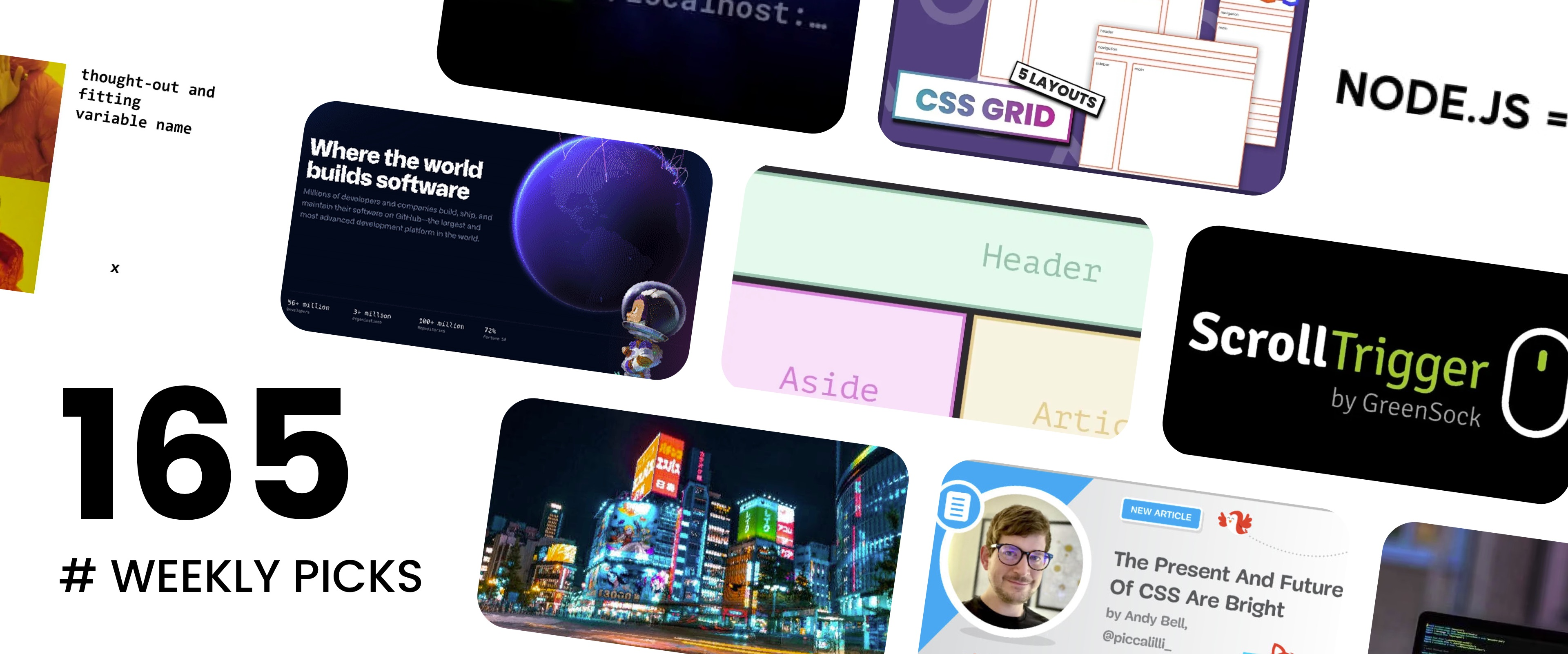 🔥 What's Hot in Web Development? — Weekly Picks #165