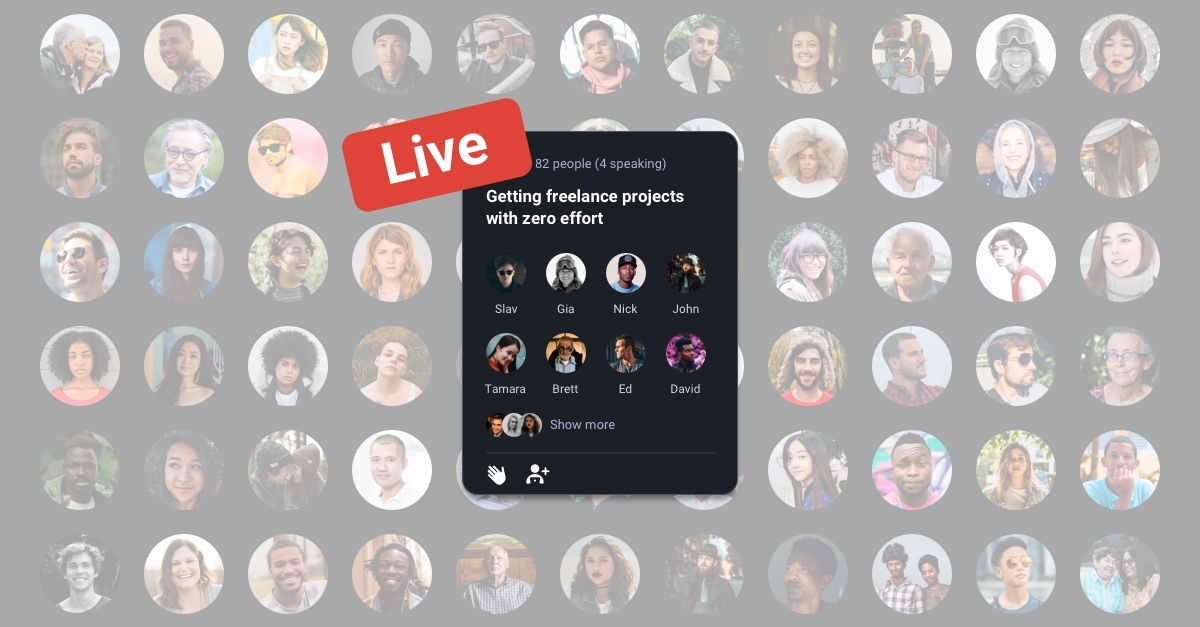 daily.dev is launching new Clubhouse-like channels for audio chats
