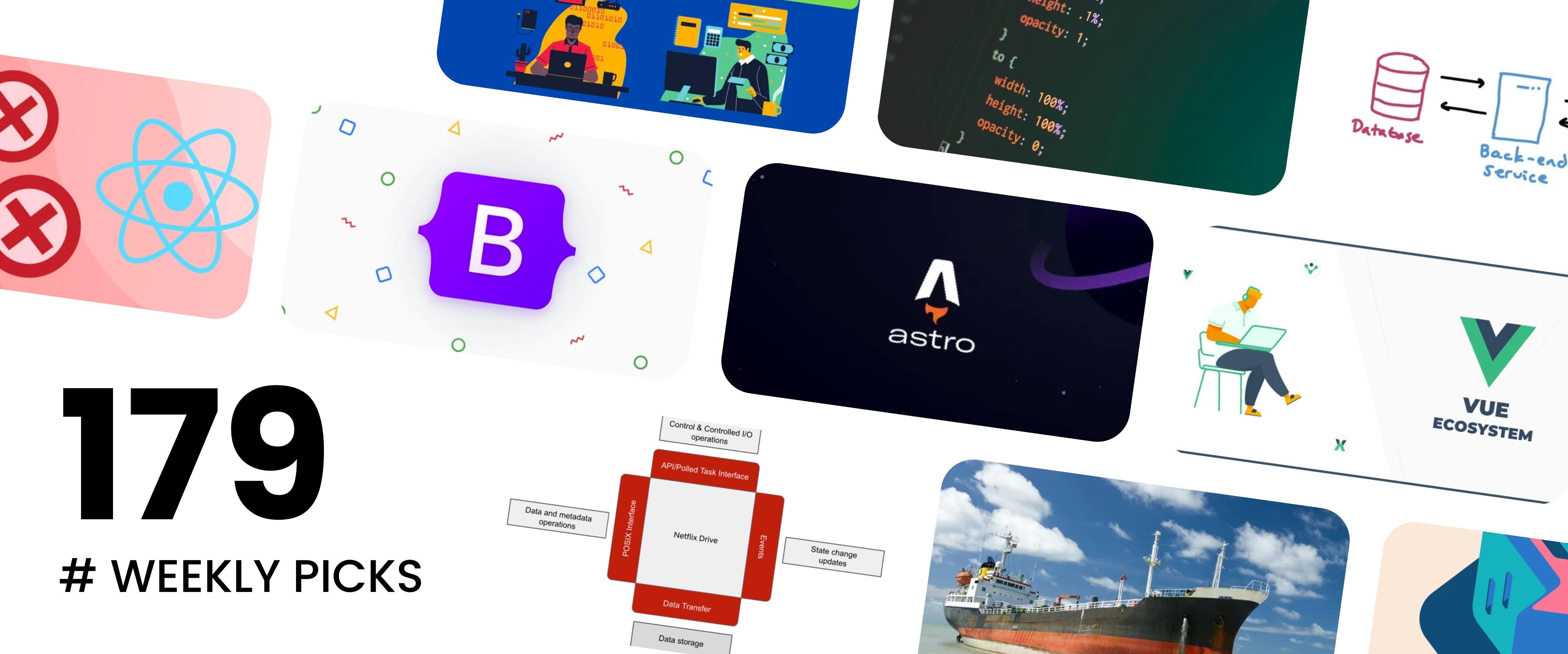 Making Money with Code, Bootstrap 5, Is Docker Dead - Picks #179