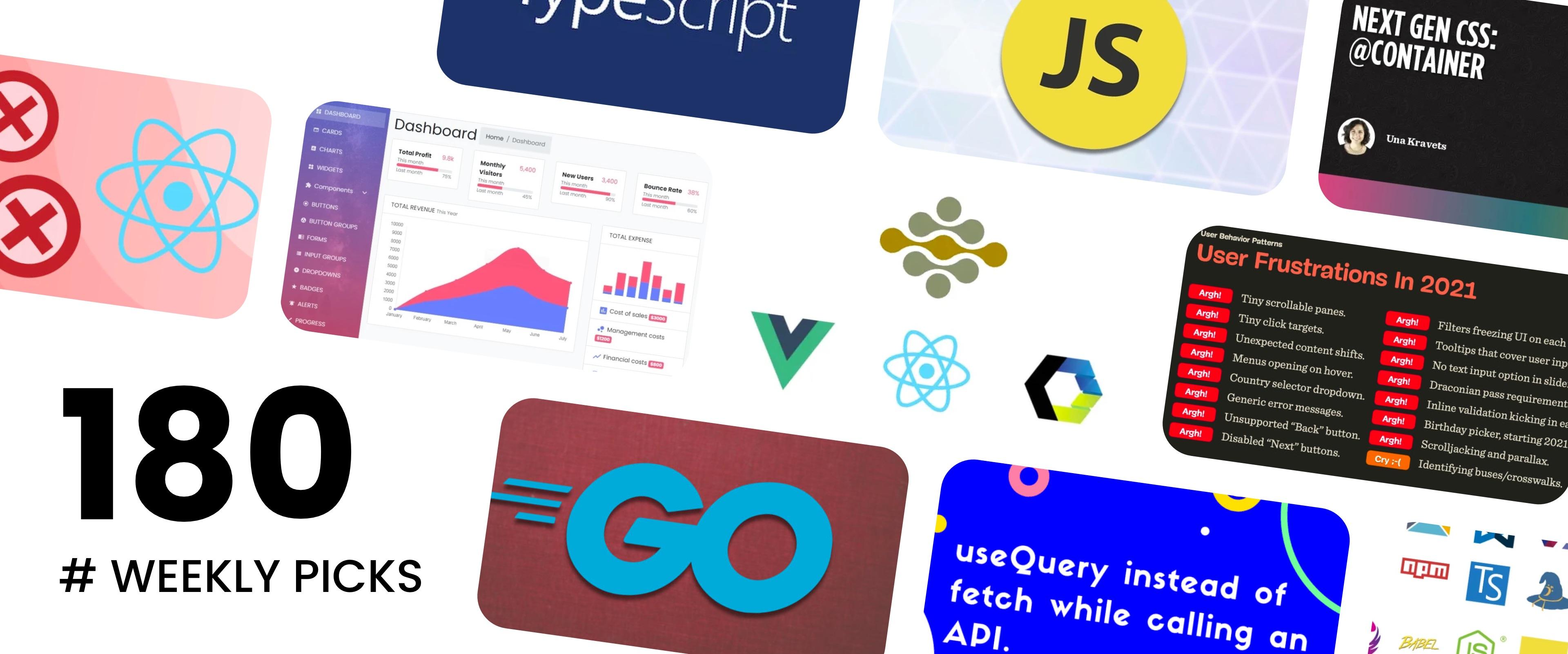 Next-Gen CSS, OSS needs you, testing best practices - Picks #180