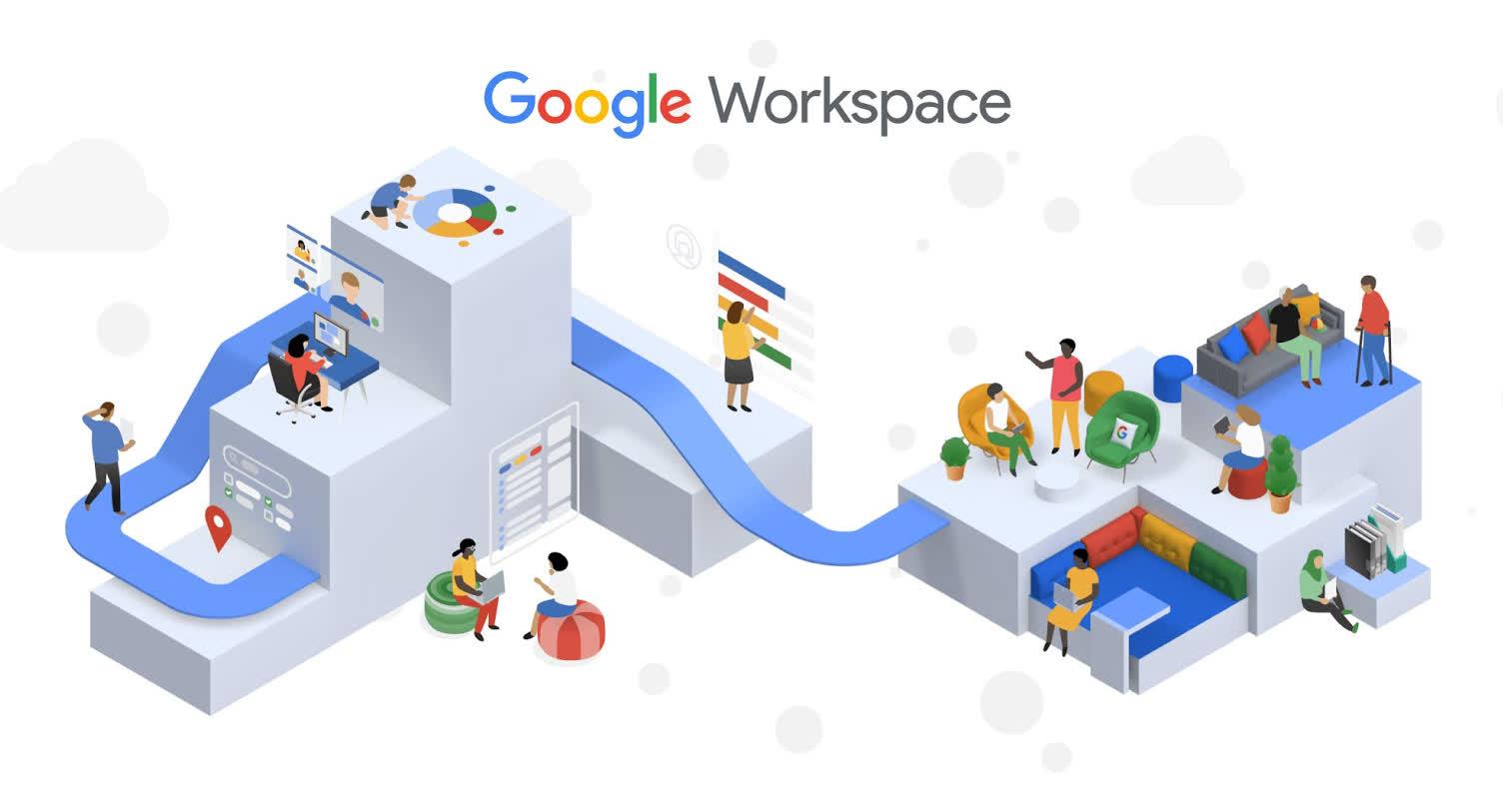 Google Workspace artwork
