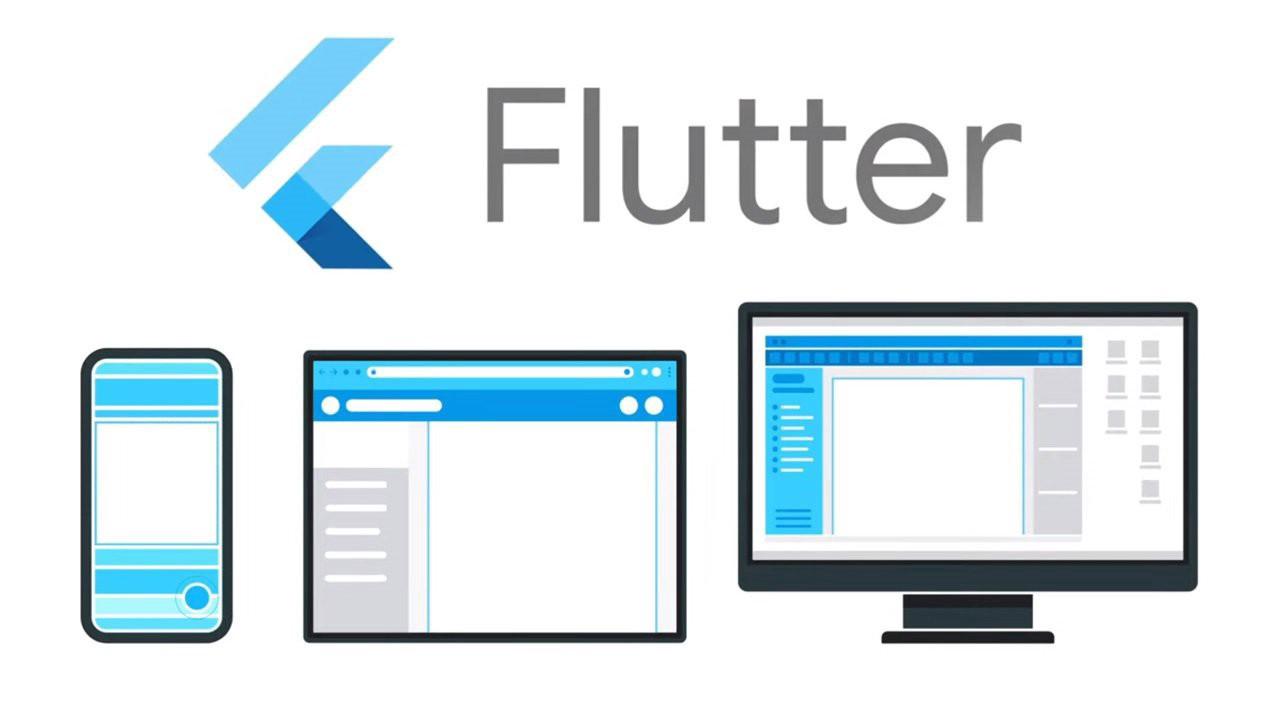 Flutter brand image