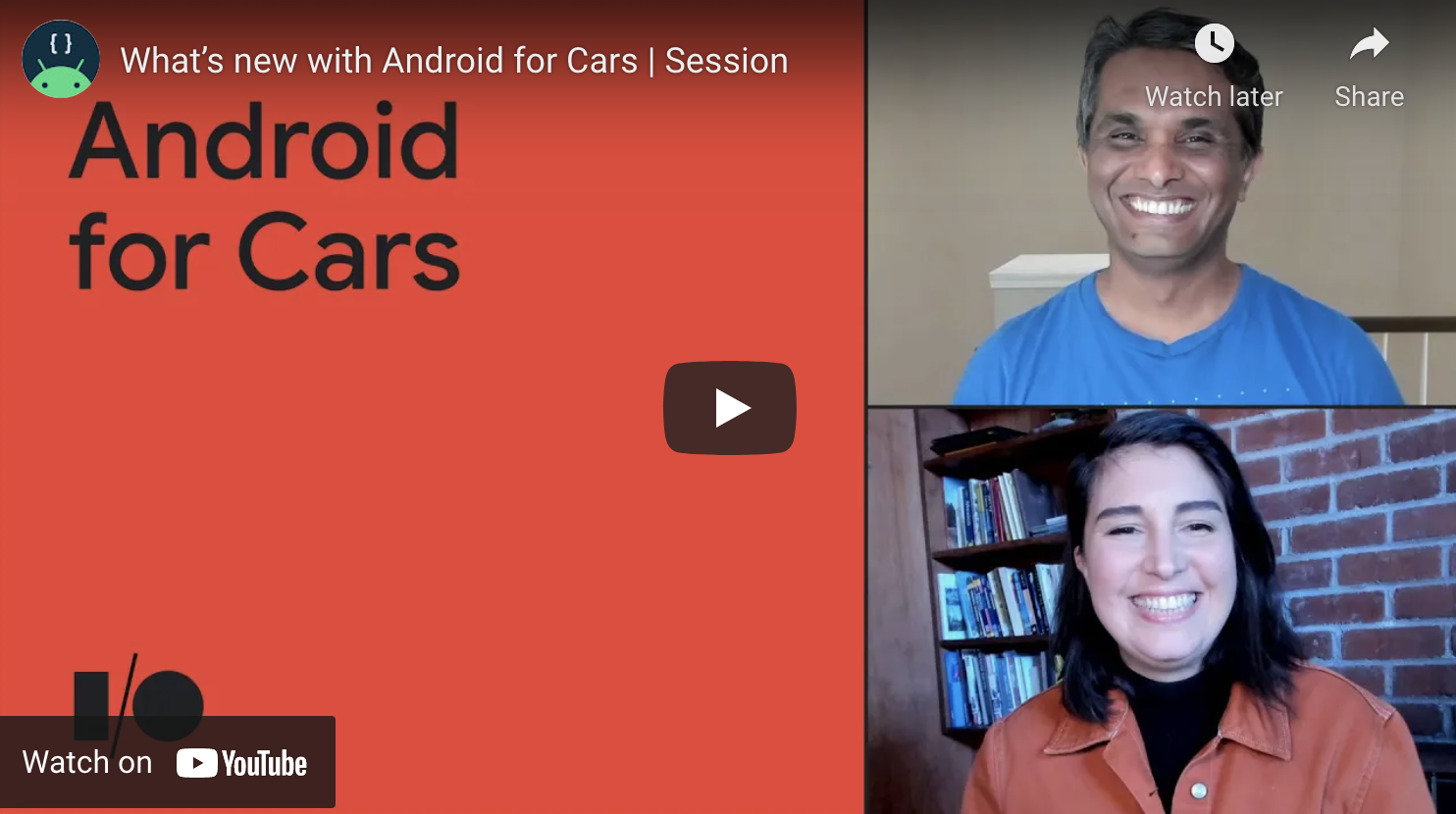 What's new with Android for Cars