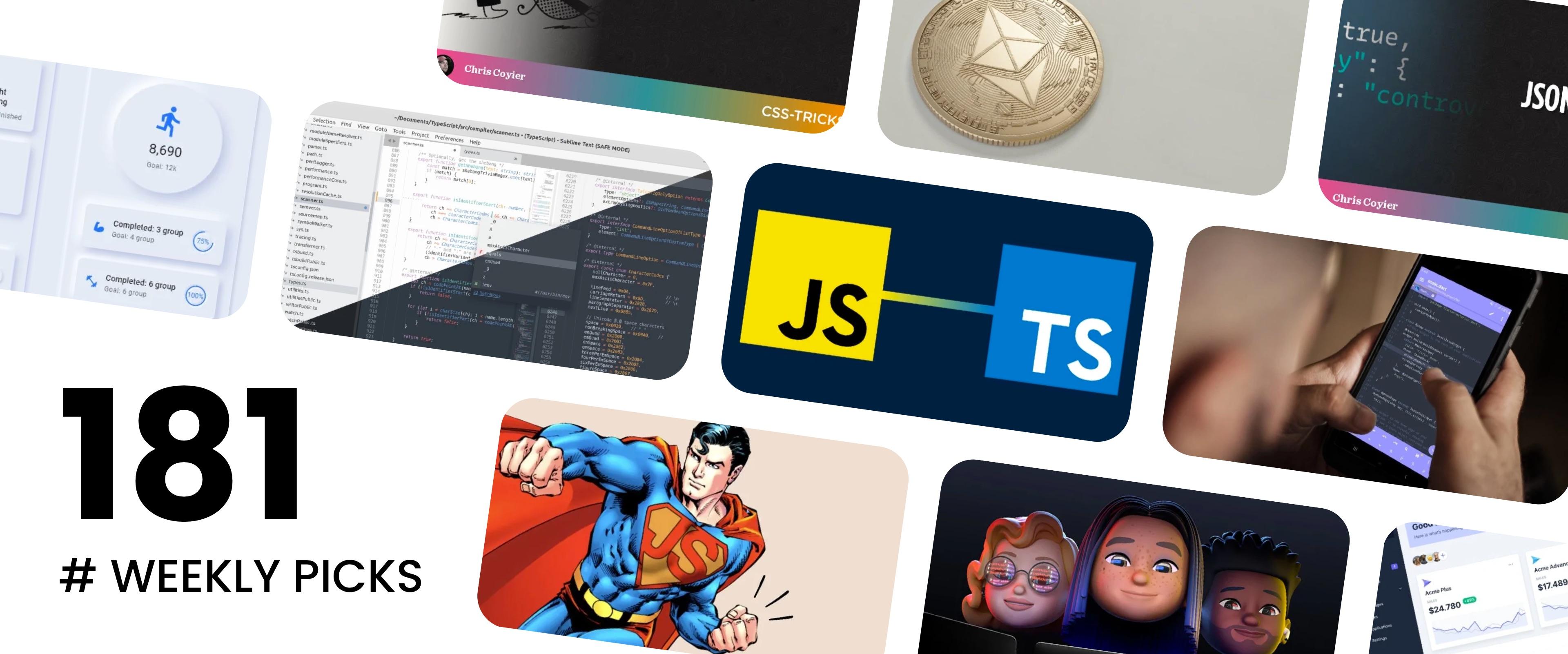 Notion API, Ethereum Development, WWDC21 - Picks #181