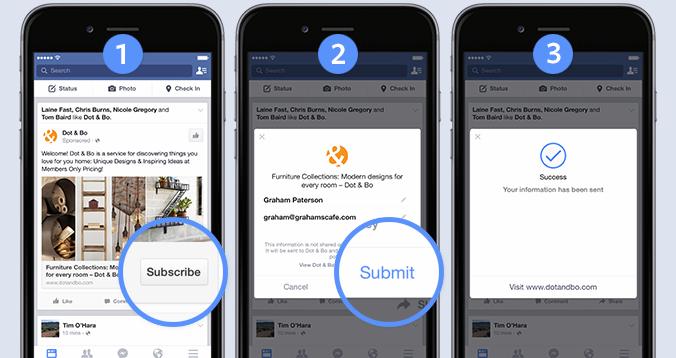 Facebook - FB Lead Ads Setup