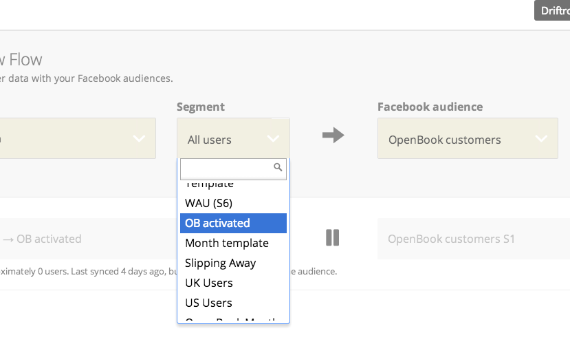 Sync Your Constant Contact Audiences