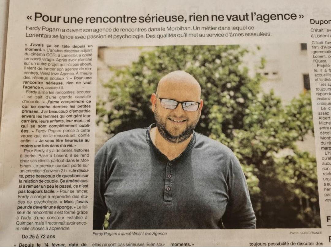 agence rencontre gay à Lorient
