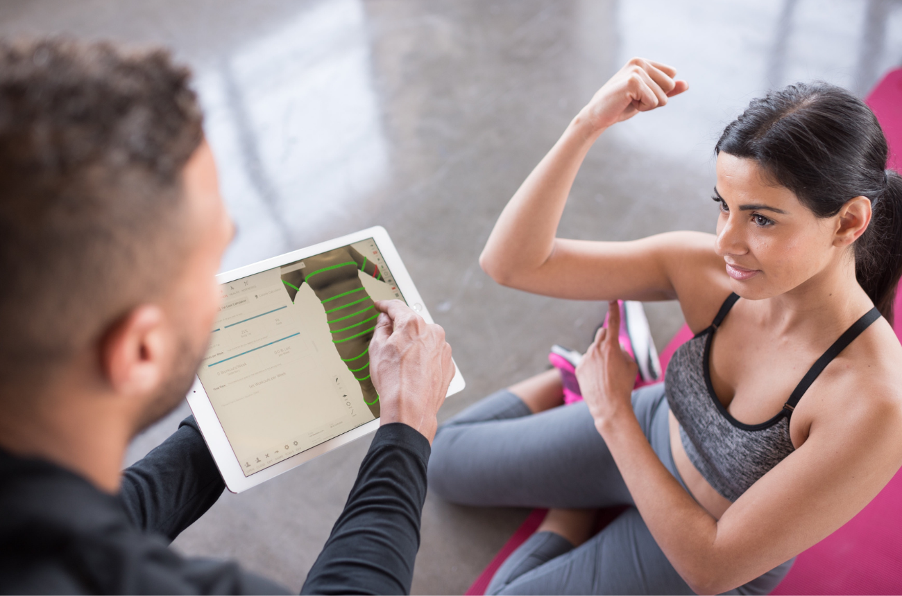 How 3D body scans can support your training