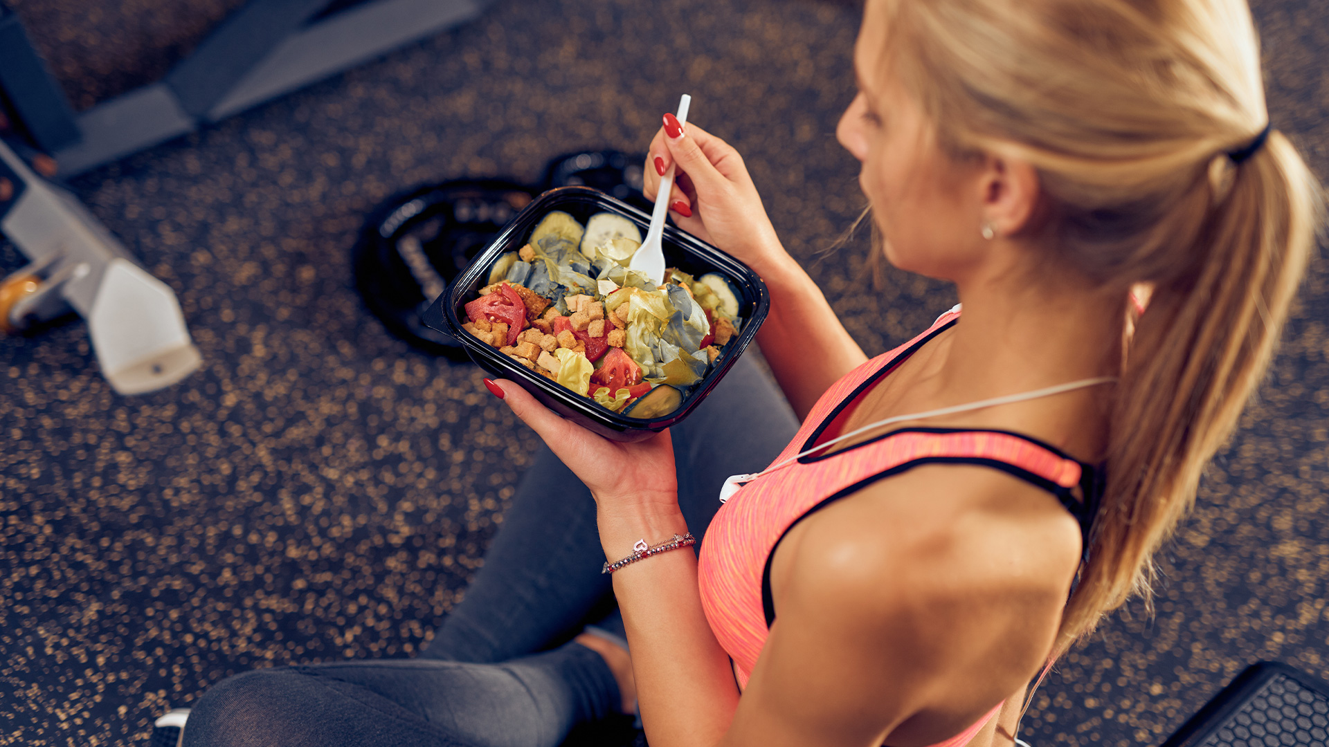 The Importance of Good Nutrition Whilst Training