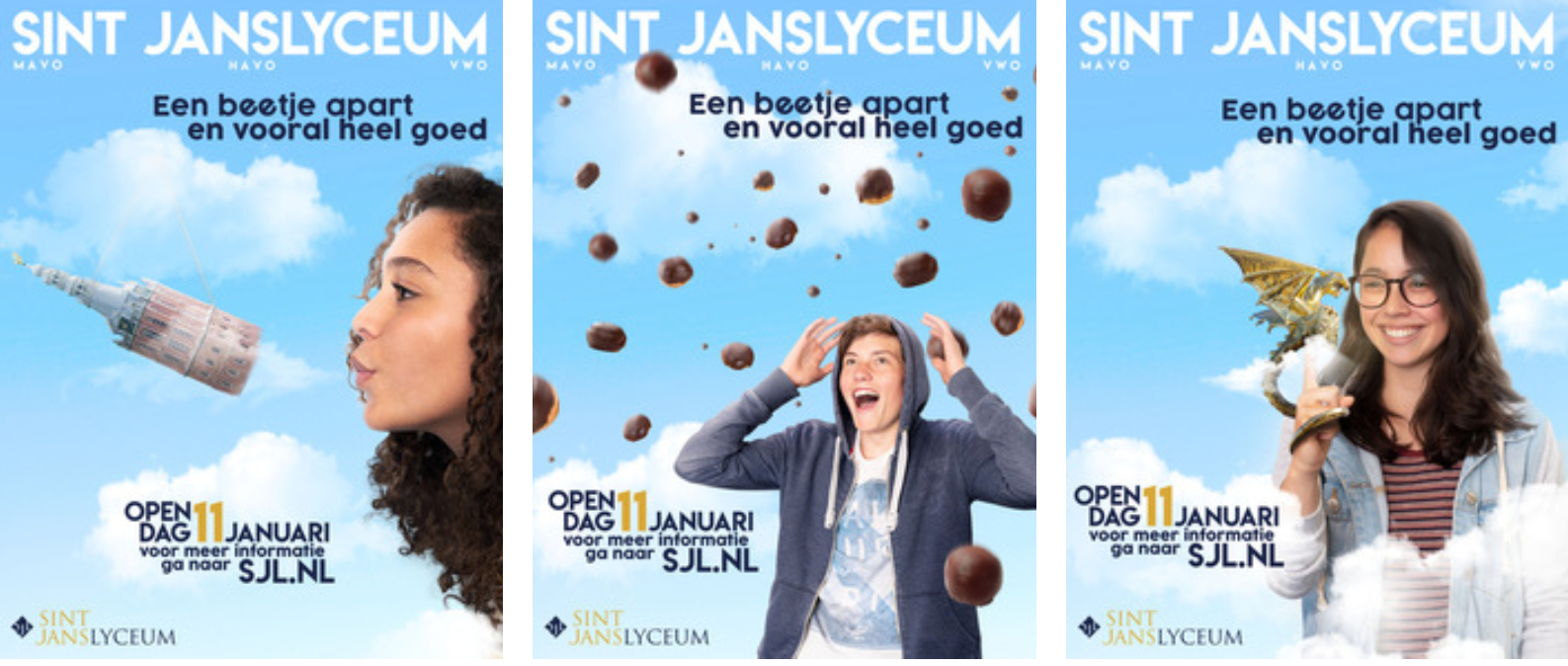Open Dag Event Sint-Janslyceum