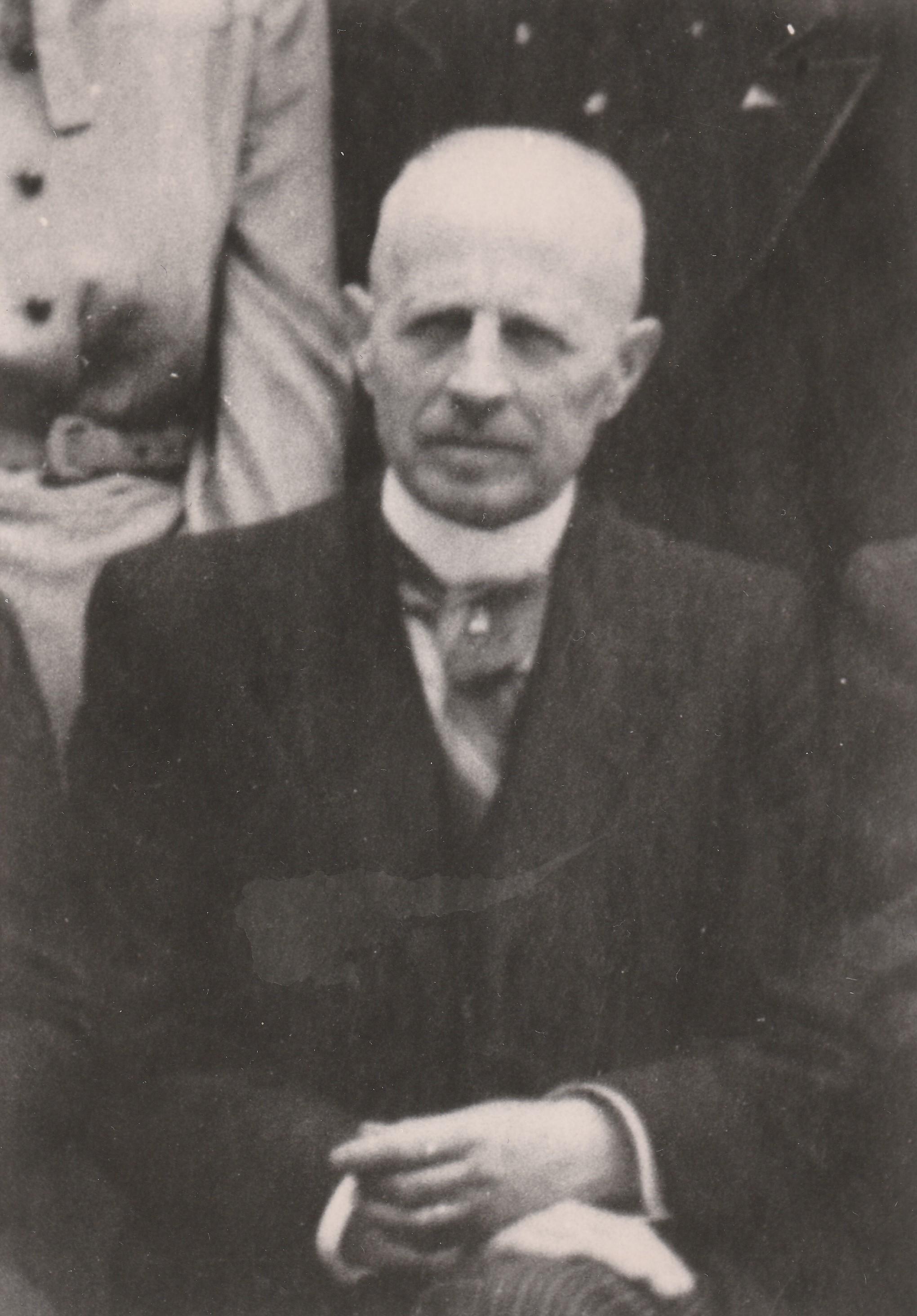Mijn grote held: Johannes Bauwens, rector in oorlogstijd