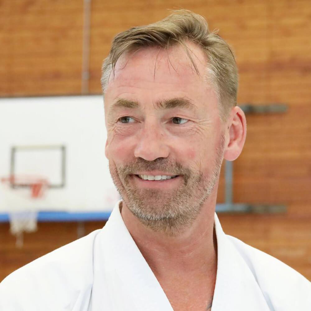 Portrait von Detlef Tolksdorf