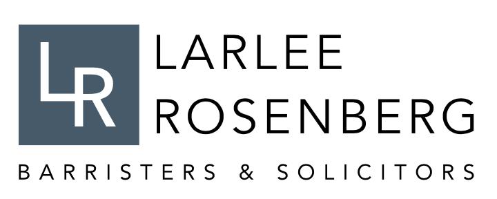 Larlee Rosenberg, Barristers & Solicitors