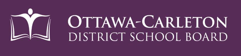 Ottawa-Carleton District School Board (OCDSB)
