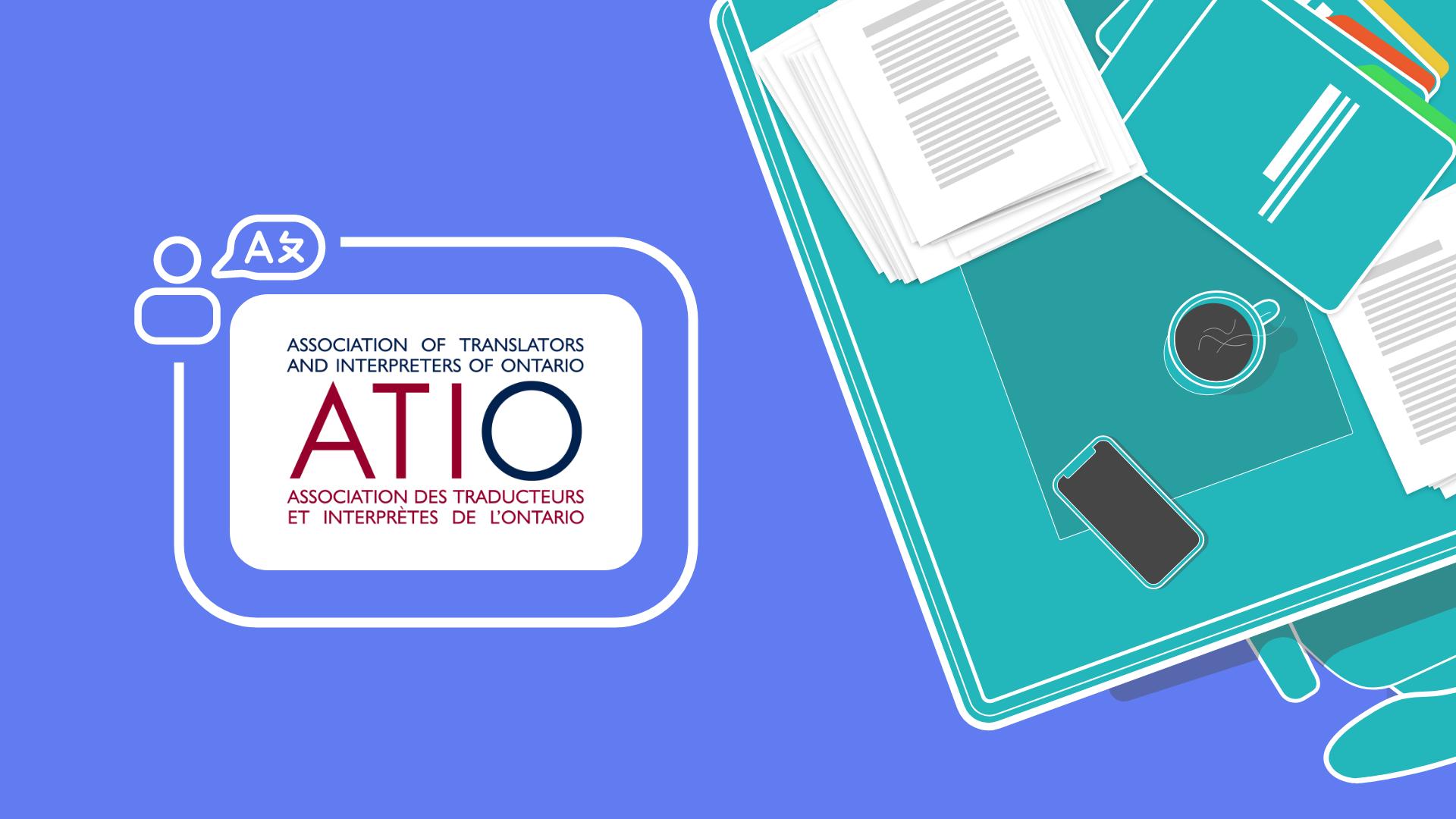 How can I become an ATIO certified translator?