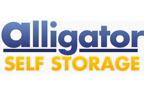 Alligator Self Storage Logo