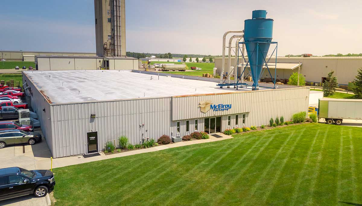 McElroy Packaging Facility