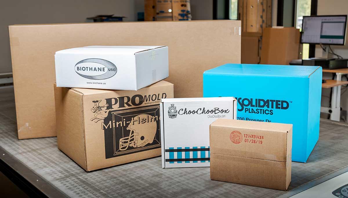 Custom Cardboard Box Design Services