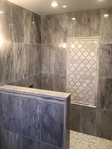 best bathroom remodel Cleveland
