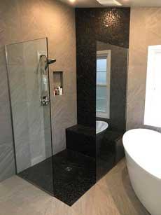 elegant bathroom remodel Cleveland