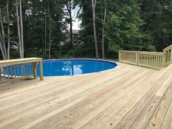 Best Deck Building Painesville OH