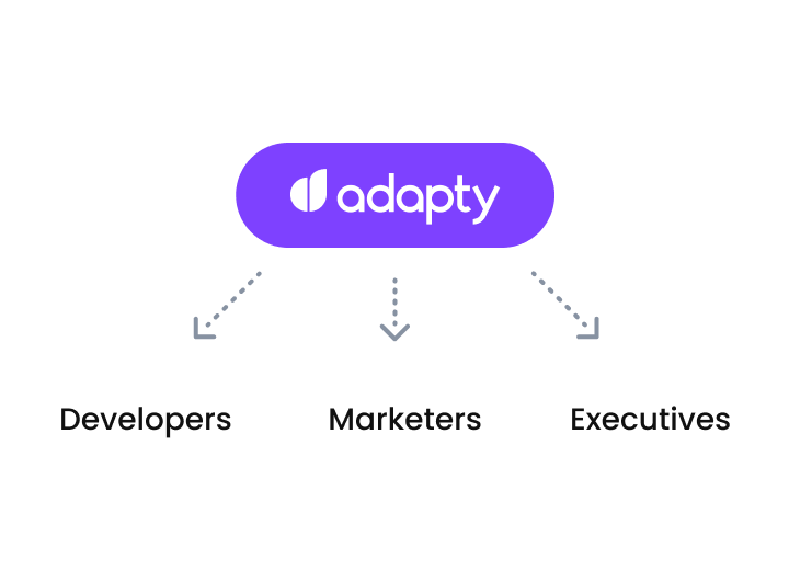 Adapty for Developers, Marketers, Executives