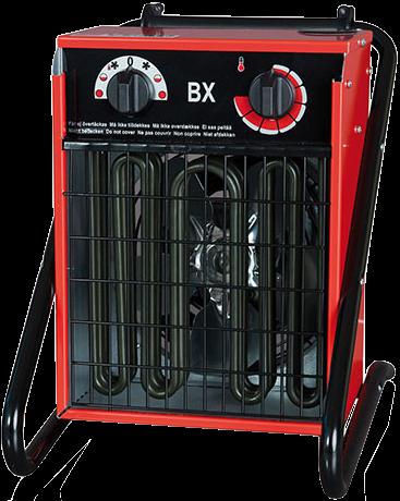 Electrische Heater 3 kW