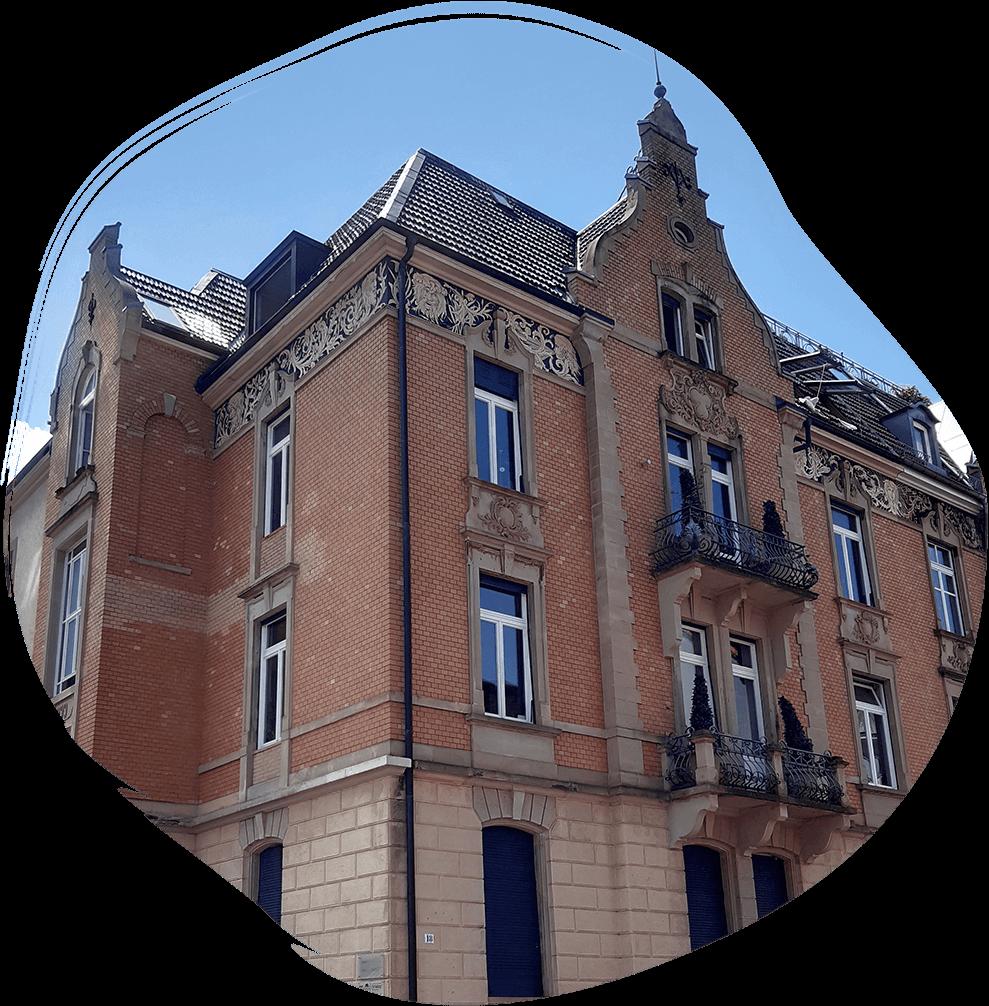 gebrüderheitz Bürogebäude Freiburg