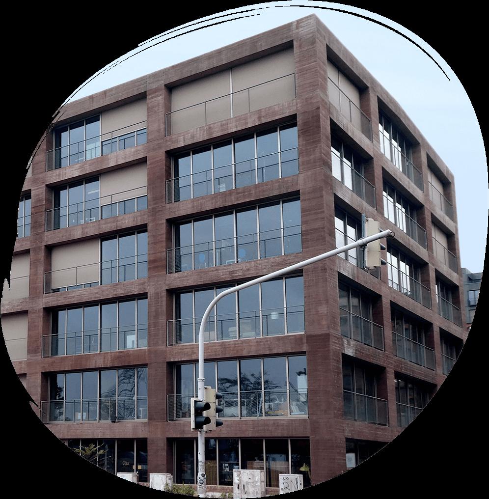 gebrüderheitz Bürogebäude Mannheim
