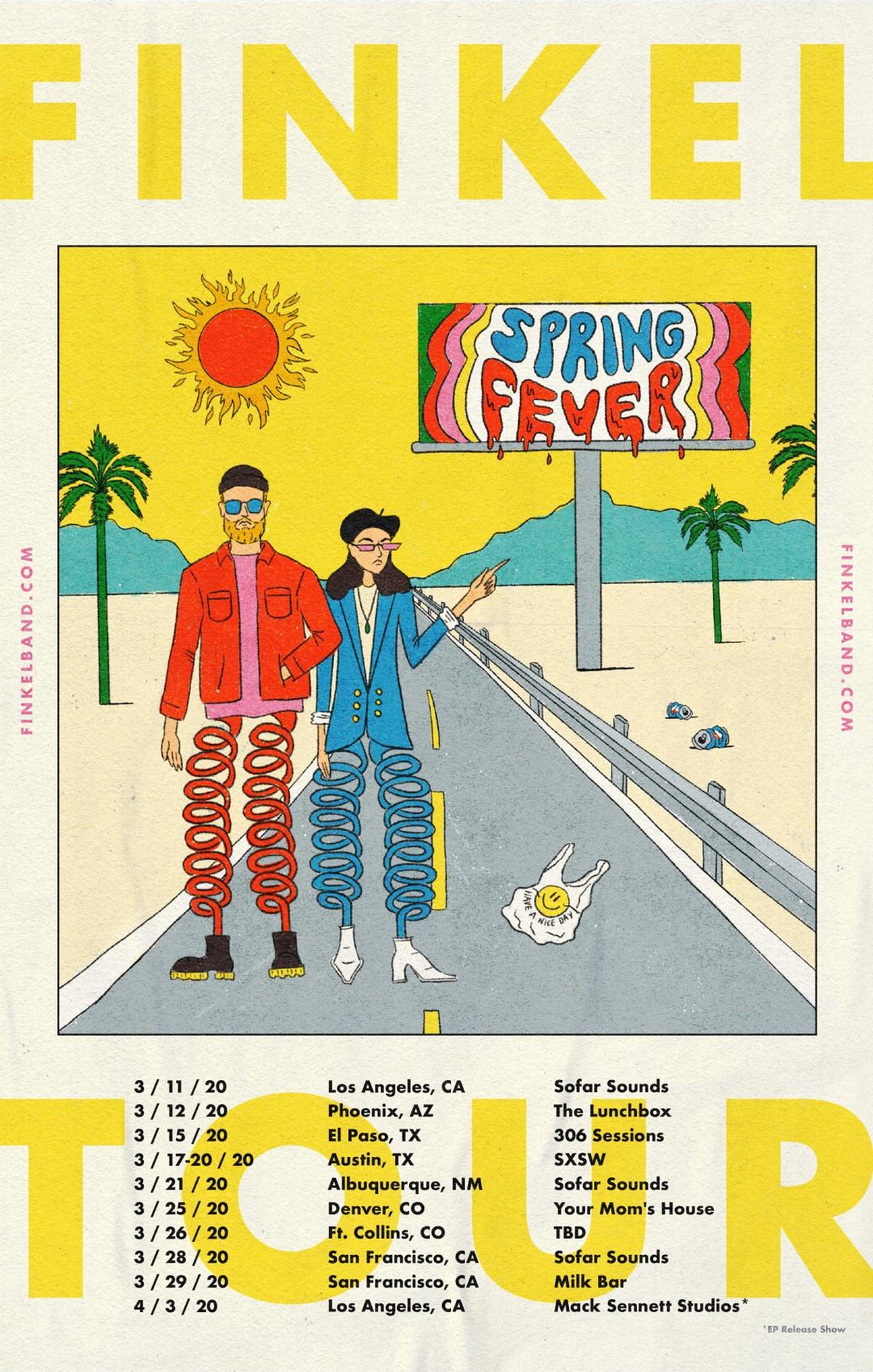 Spring Fever Tour