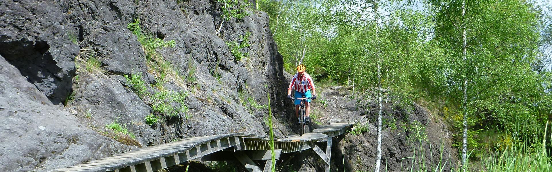 Mountainbike Fahrtechnik Level 3