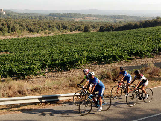 Rennrad Touren Reisen