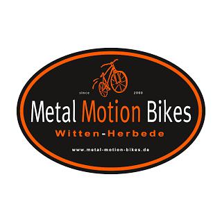 Logo Metal Motion Bikes