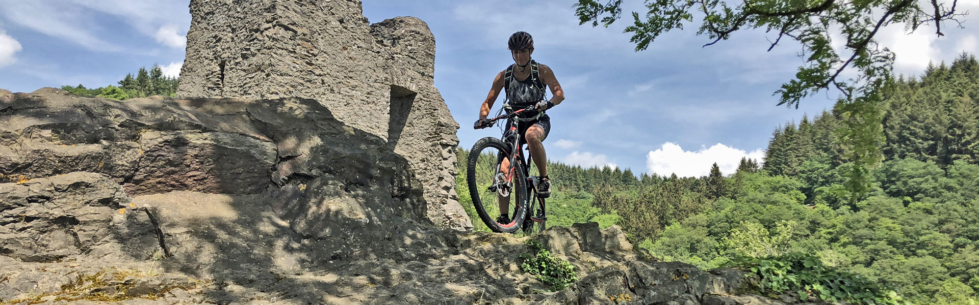Mountainbike Level 3