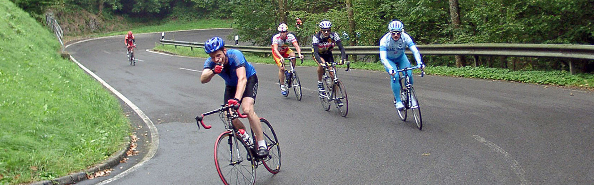 Rennrad Touren Vulkaneifel