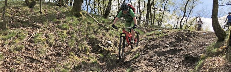 Mountainbike Fahrtechnik Level 2
