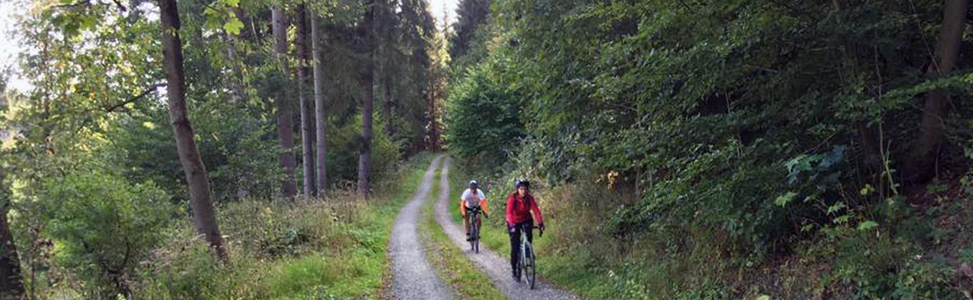 Mountainbike Touren Level 1