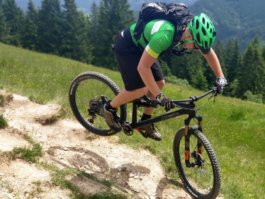 Mountainbike Tour Sauerland