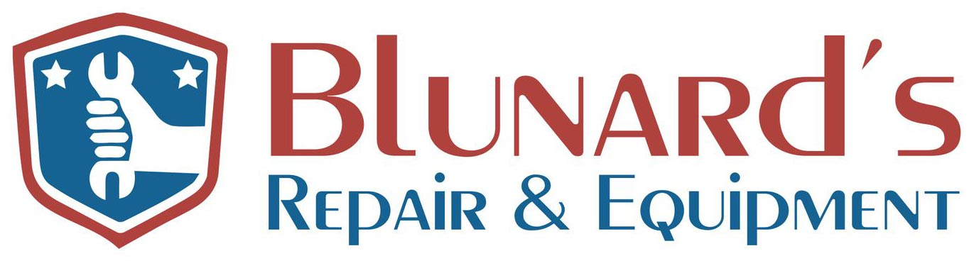 Blunard's Repair & Equipment logo