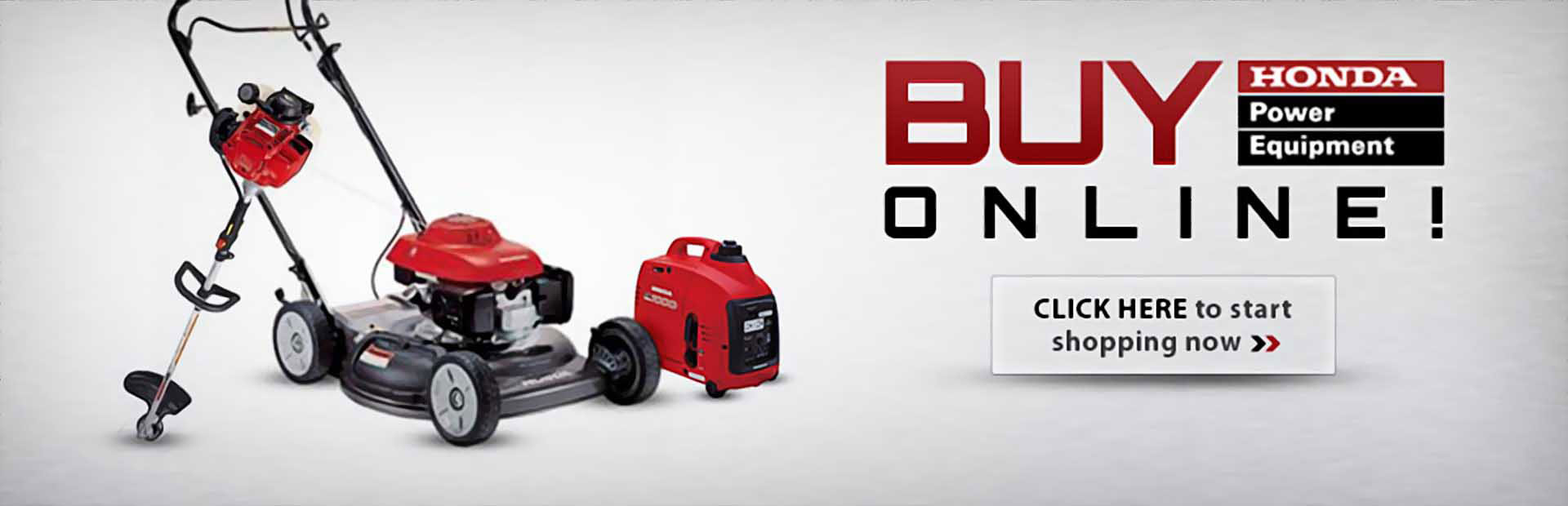 Buy Honda Power Equipment online
